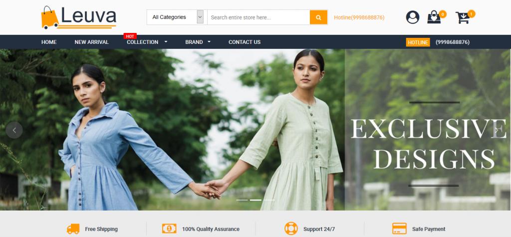 Create an Online Shopping Website